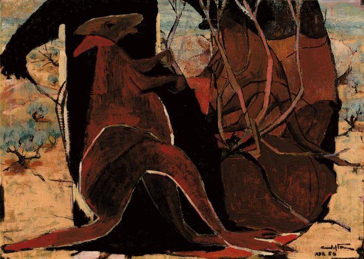Clifton Pugh Paintings | Paintings - Clifton Ernest Pugh - Page 14 - Australian Art Auction ...