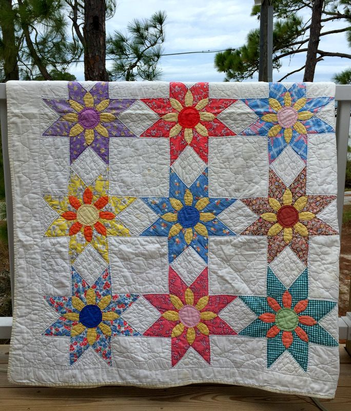 1087 Best Vintage Quilt Inspiration Images On Pinterest