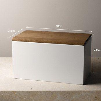 White Bread Bin - The White Company | Decor | Pinterest ...