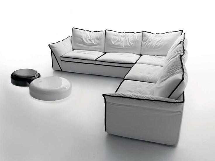 Pitagora Sofa - GoldenYoung by Alberta Salotti