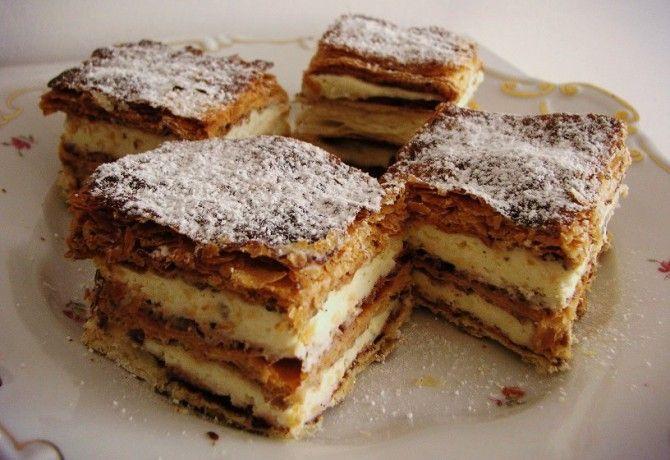16 leheletkönnyű krémes süti a vasárnapi vendégsereg fogadására