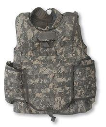 Bulletproof vest - Wikipedia, the free encyclopedia