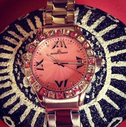 The queen of Jacques Lemans women's watches