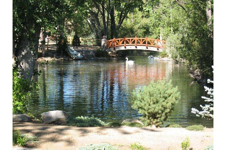 Pond Bridge Idea For Our Front Yard Dream Home Pinterest