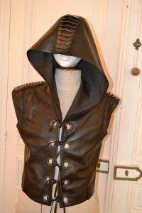 Veste M Pokora Robin des bois, costumes sur mesure