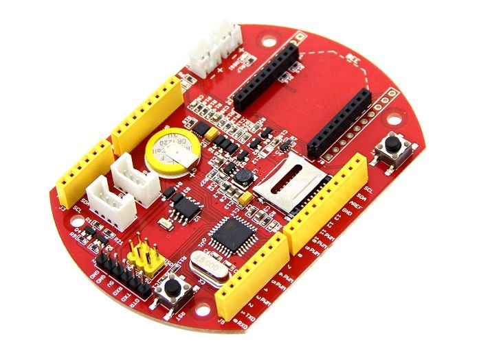 The Arduino compatible, Xbee carrier board with RTC and more Great for outdoor applications *Seeeduino Stalker V3*