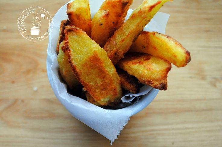 Hoe maak je nu knapperige frietjes in de oven? Lees hier hoe je dat doet!