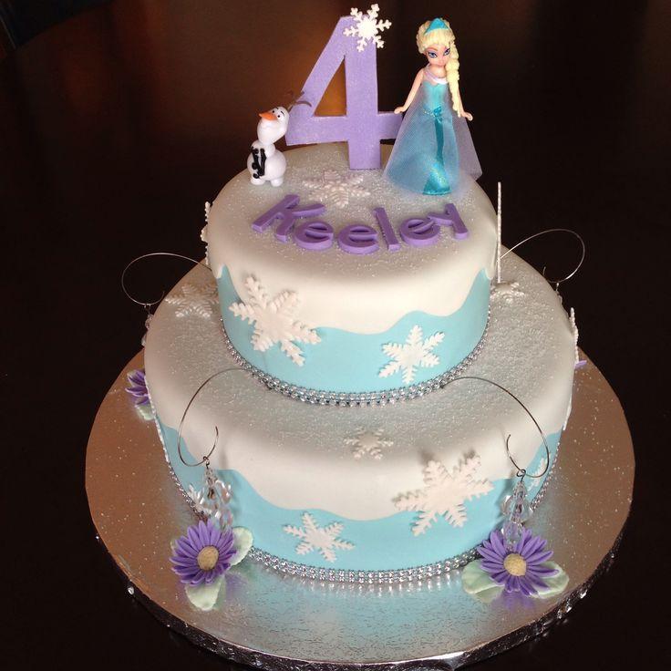 Birthday Cake Images Elsa : Disney Frozen Elsa Birthday Cake Birthday Cakes ...