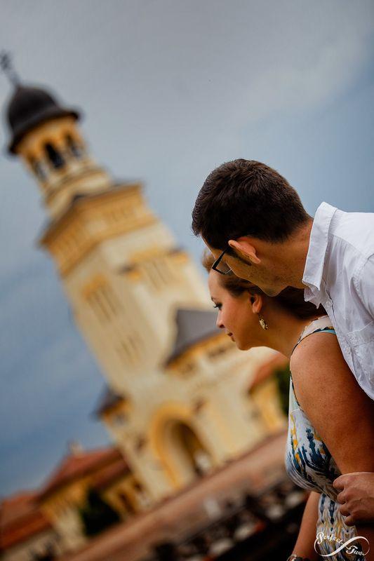Foto Save the Date Alba Iulia