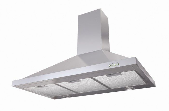 Robinhood - Kitchen Products - Rangehoods - Wall Canopies - RWH3CH9SS & RWH3CH6SS Wall Canopy