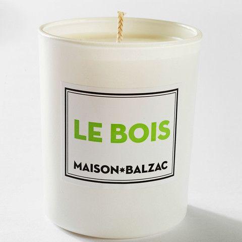 MAISON BALZAC Le Bois Candle – KAVUT