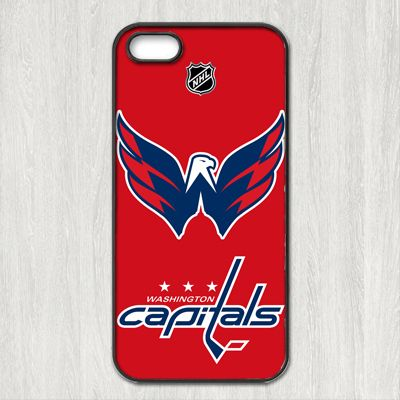 Washington Capitals NHL case for iPhone 4s 5s 5c 6 6s Plus iPod touch 4 5 6 Samsung Galaxy s2 s3 s4 s5 mini s6 edge note 2 3 4 5