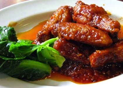 Resep Chicken Wings Crispy Pedas