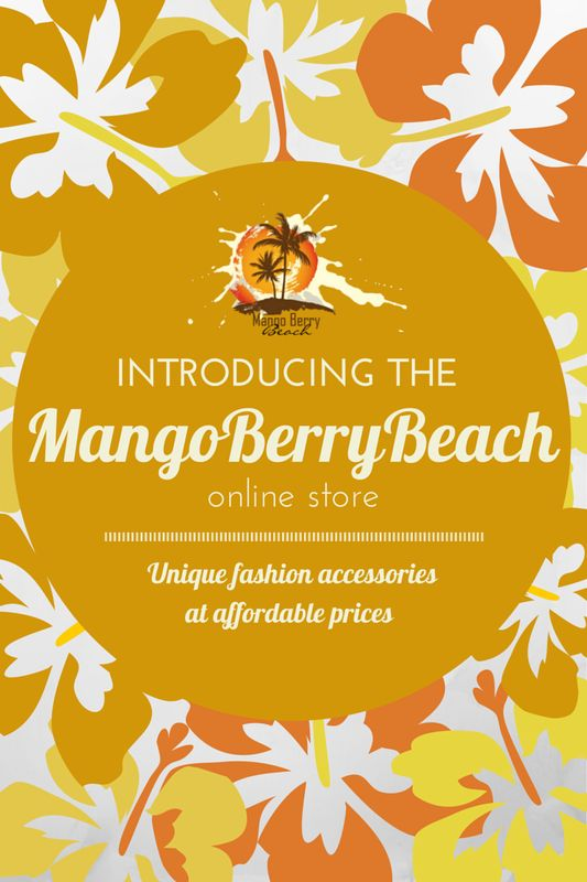 MangoBerry Beach Online Store for Unique, Affordable Fashion Items