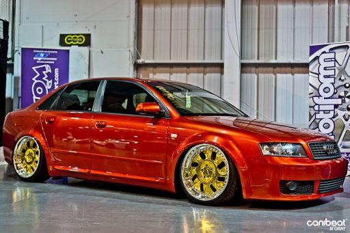 2004 Audi A4 1.8T 20v S-Line | THRLL.