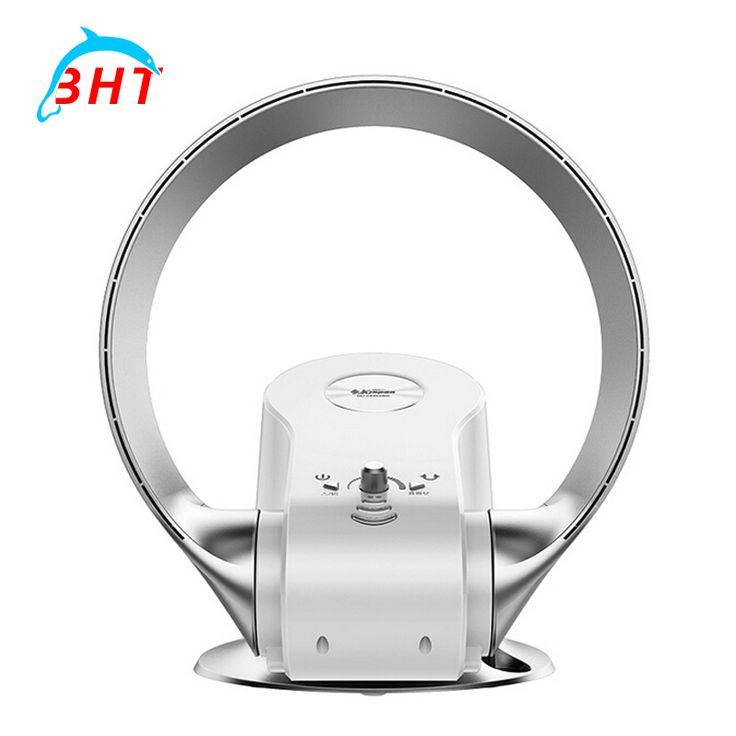 Summer Bladeless Air Condition Low Power Companion Healthy life Table/Wall Mounted Fan Mini Callapsible Design No Leaf Fan