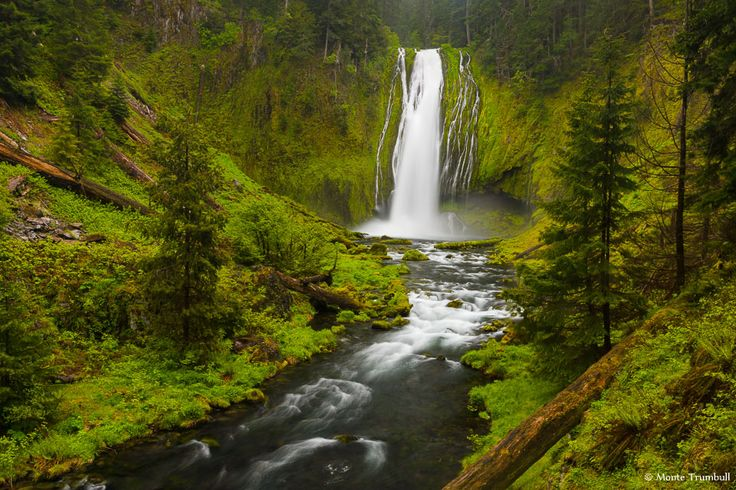 Lemolo Falls Umpqua National Forest Oregon Pinterest