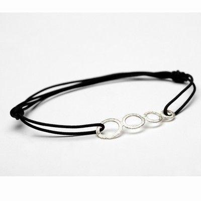 Pernille Corydon circle armbånd sølv