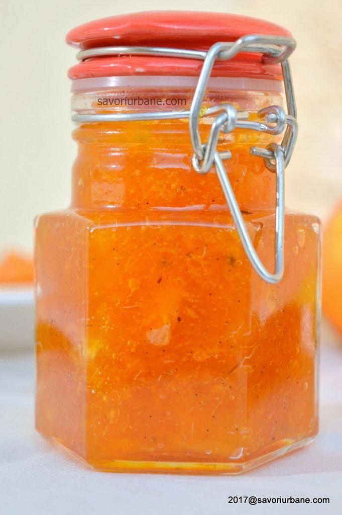Marmelada de portocale extrafina reteta de gem de portocale | Savori Urbane