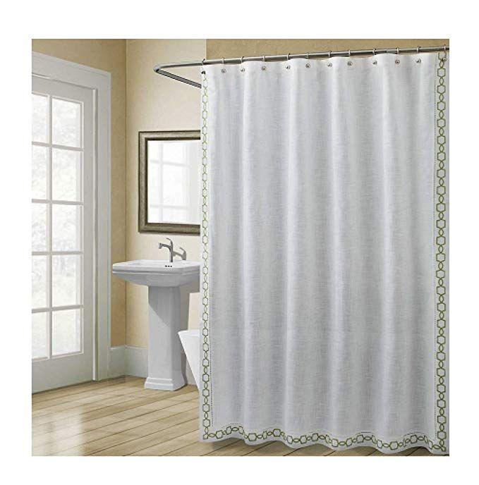 Amazon Com Croscill Landon 72 Inch X 72 Inch Shower Curtain In