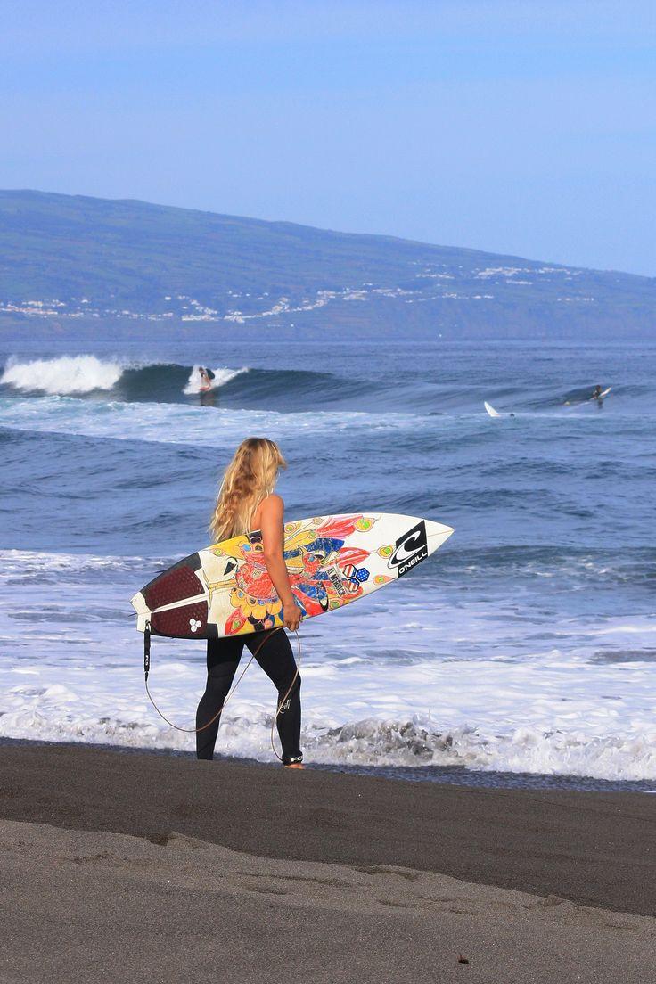 Surf, Azores, Portugal | by @Alexandre Scialom Sousa