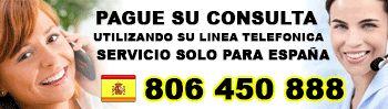 A través de este número Tarot 806 450 888 podrás consultar con tarotistas y videntes  profesionales del Tarot Angelaley servicio solo para España . T