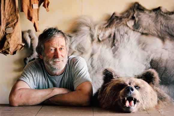 """Photographer Cristian Barnett made 11 trips in 8 years to the 8 countries touching the Arctic Circle in order to create one of the most amazing photo books ever called """"Life on the Line"""". #portrait #photography #Arctic #travel"""