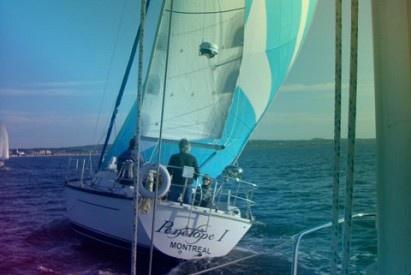 Virée en mer au Camp Trois-Saumons, une incroyable aventure en voilier pour les 15 à 17 ans.
