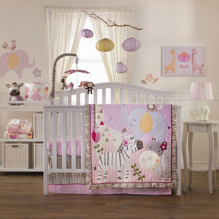 Lolli Living - 4-Piece Surina Crib Set
