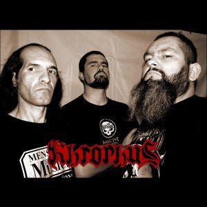 """KHROPHUS: Banda é atração no festival """"Ícones do Metal Catarinense 2016"""" #Khrophus #ÍconesDoMetalCatarinense2016 #SpreadingTheMadnessTour #SangueFrioProduções Confira em:http://www.sanguefrioproducoes.com/n/481"""