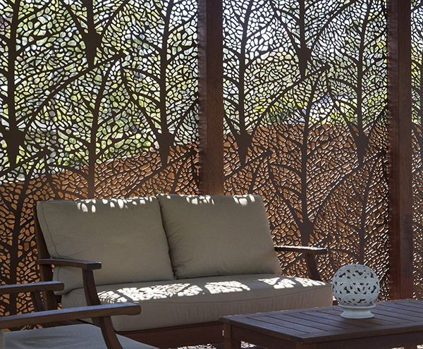 25 best ideas about decorative screens on pinterest for Tall outdoor privacy screen panels