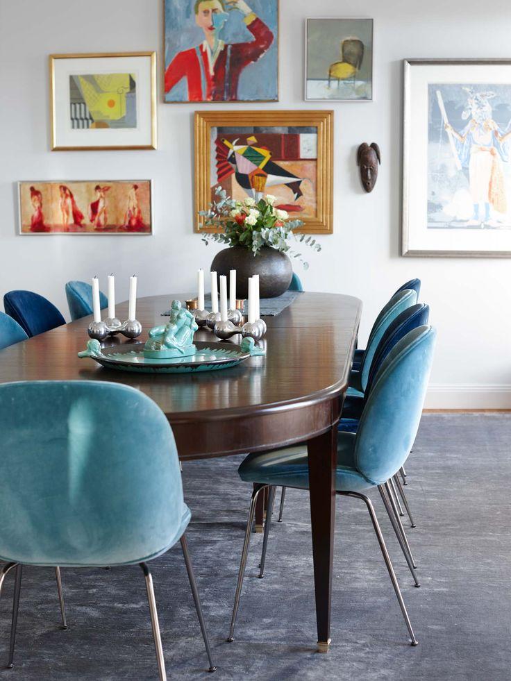 GUBI // Beetle Dining Chair