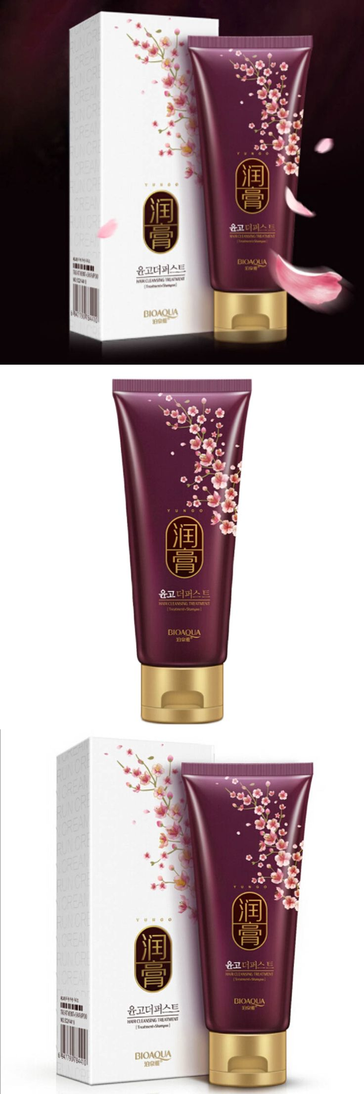 2017  2 in 1 protect shampoo ultra-mild cleanser hair shampoo professional Prevent fading and eliminate color washout beauty