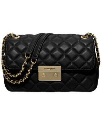 MICHAEL Michael Kors Sloan Chain Large Shoulder Bag | macys.com
