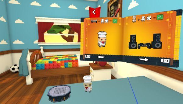 Lego Brickheads VR bude mať jazykovo nezávislé hranie (zdroj: VRscout)