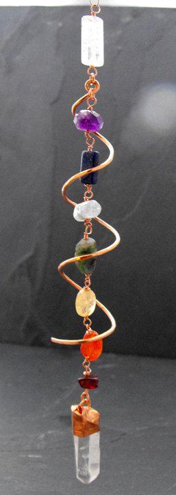 DNA Activator Chakra Balancing crystal healing by earthenchanted, $45.00