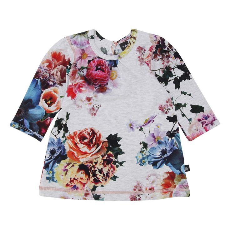 Molo Caroline Floral Baby Dress | Molo | Designer Kids Clothes  £29.95  Molo Spring Summer 2015 Pre Collection