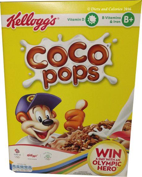 Cereal Packaging, Breakfast Cereal