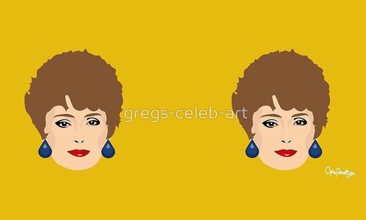 The Golden Girls - Blanche Devereaux Mug
