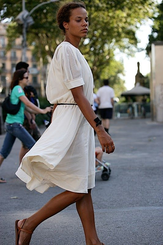 Barcelona Street Style Via The Fashion Spot A World Of