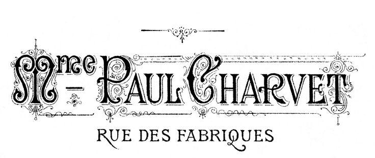graphics fairy french typography | To by było na tyle, życzę udanych transferów ;)