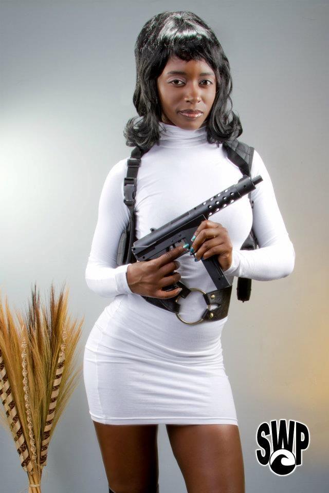 Archer Cherlene Cosplay
