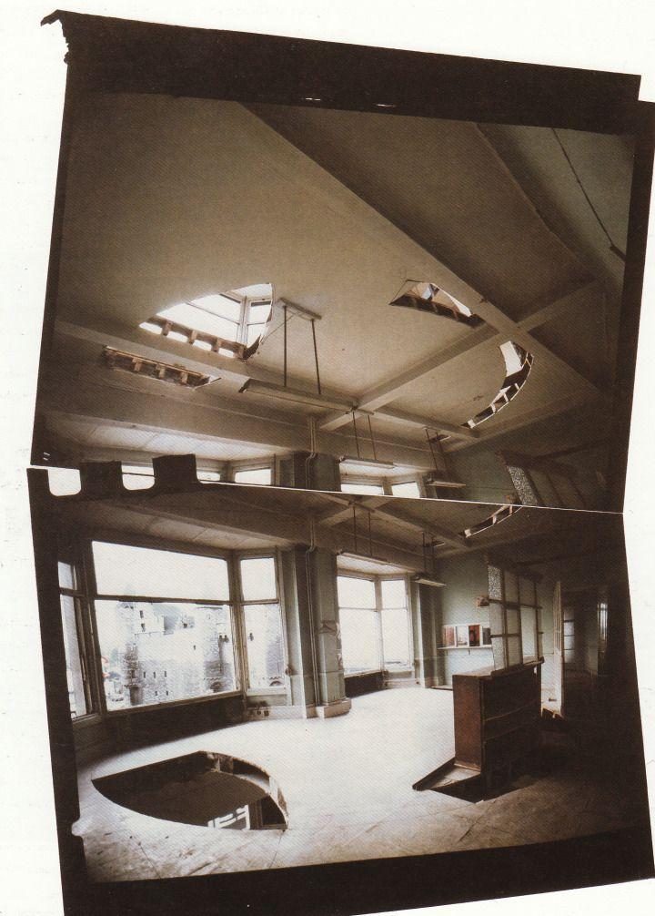 Office Baroque / Gordon Matta Clark