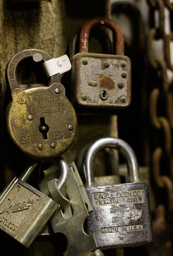 Collections of Locks~