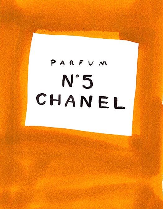 No. 5 Chanel: Chanel No 5, No5 Chanel, Chanel Handbags, Coco Chanel, Orange Crushes, Favorite Things, Chanel No5, No5 Ilikecolor, Illustrations Fashion