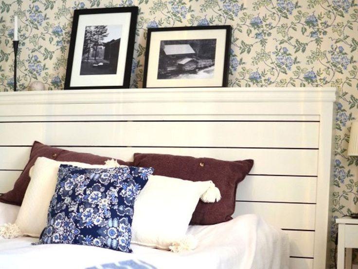 Att bygga en egen sänggavel är lättare än du tror!