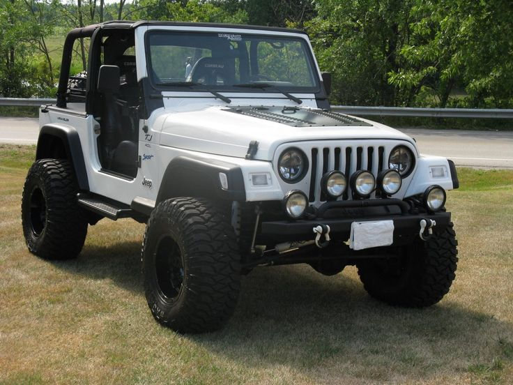 Who has the best Jeep TJ ??? show em' off!! - Page 17 - JeepForum.