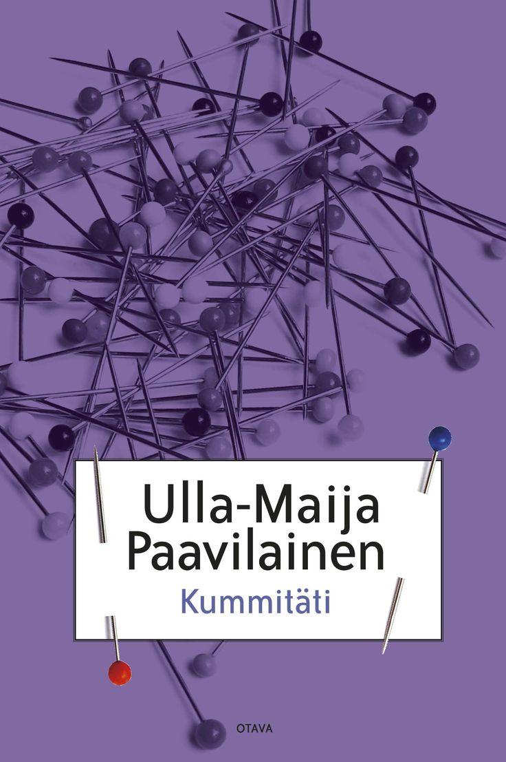 Title: Kummitäti | Author: Ulla-Maija Paavilainen | Designer: Piia Aho