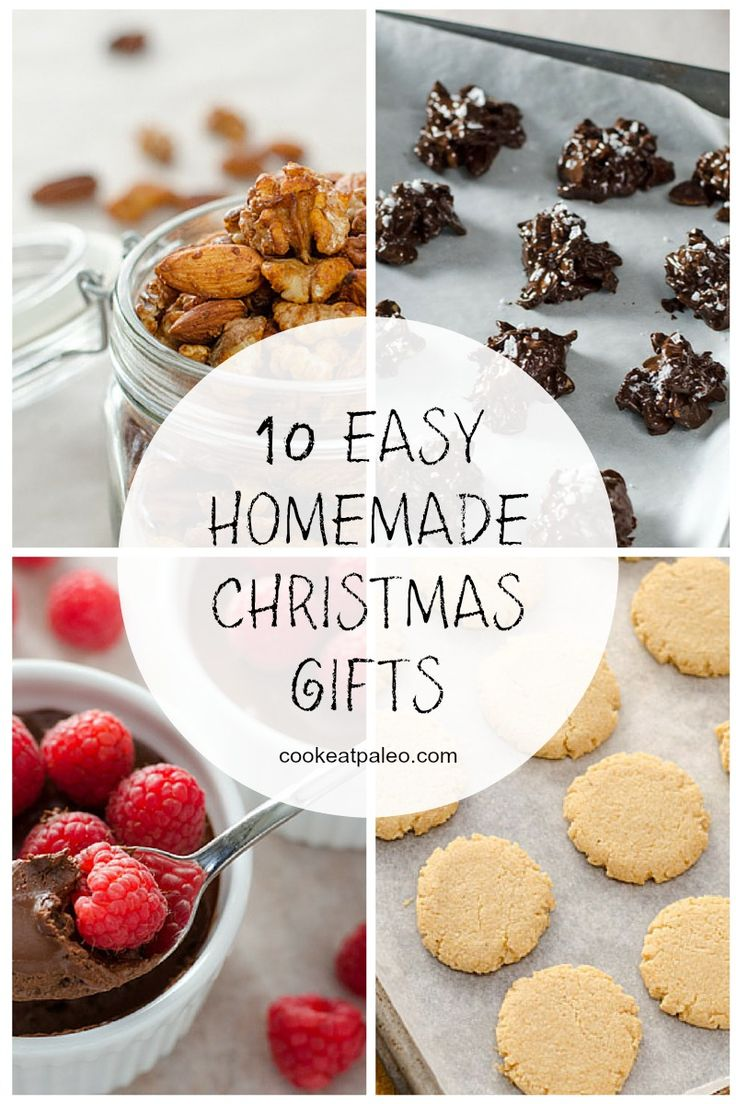 Gifts From The Kitchen 17 Best Ideas About Easy Homemade Christmas Gifts On Pinterest