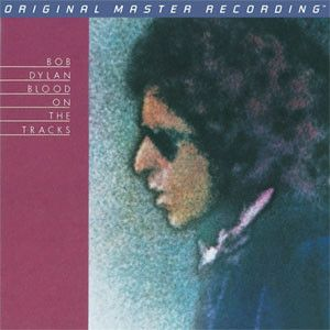 Bob Dylan - Blood on the Tracks on Numbered Limited Edition Hybrid SACD from Mobile Fidelity